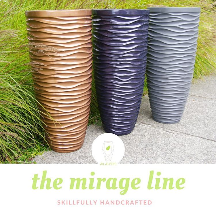 Loving the shapes and colours of the new Mirage Linehellip