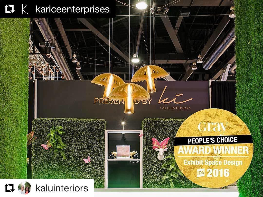 repost kariceenterprises and kaluinteriors A huge congrats to kaluinteriors forhellip