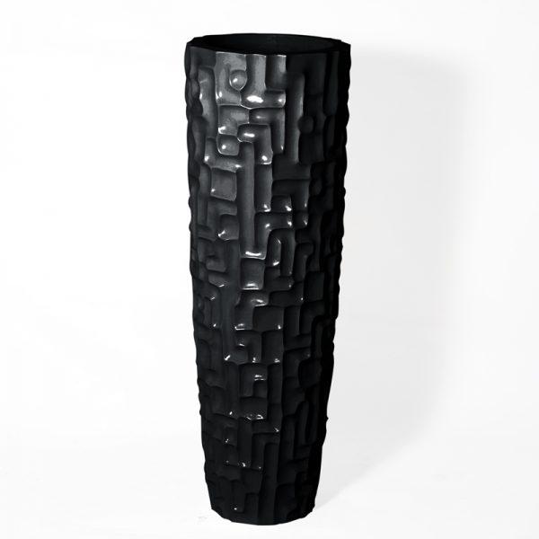 PS-0004 CONCAVE black matt