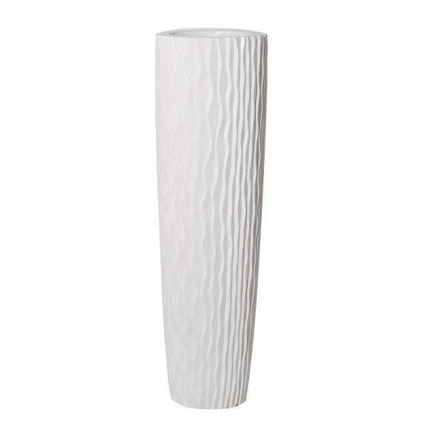 PS1-0029 WAVY whiter white glossy
