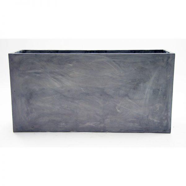 england rectangle FIBERCLAY PLANTER