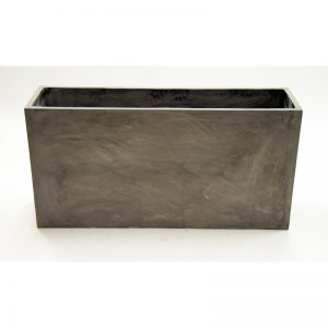 england rectangle FIBERCLAY PLANTER