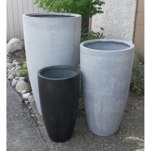 millie-tall-round-fiberclay planter