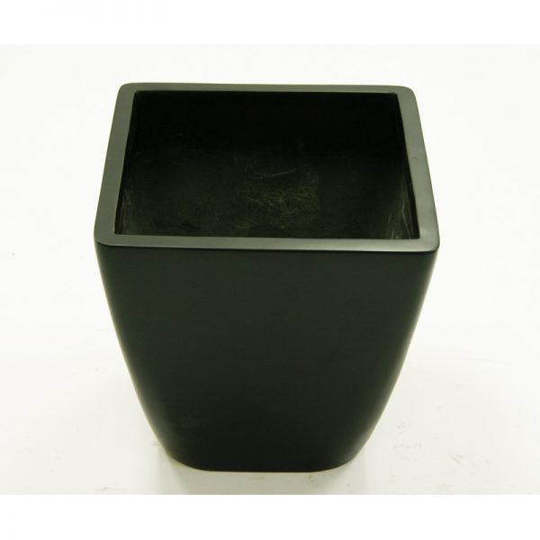 vincent rounded taper FIBERGLASS PLANTER
