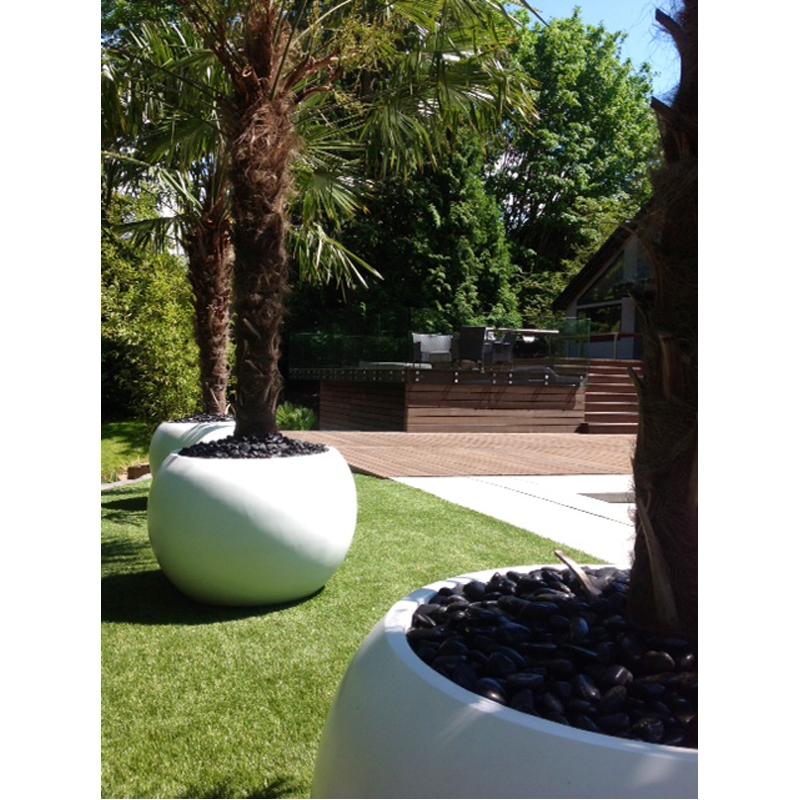 fiberglass RUBY planter