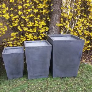Tapering Square Planter