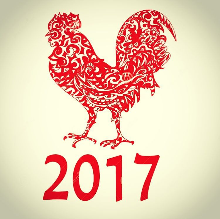 Bringing in the Year of the Rooster today! chinesenewyear