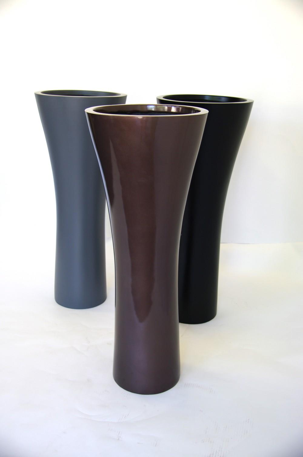 Fluted Vase Planter