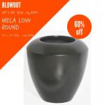 Mela Low Round